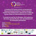 Participe da Semana Global do Empreendedorismo Teresina! A Orquestra Jovemhellip