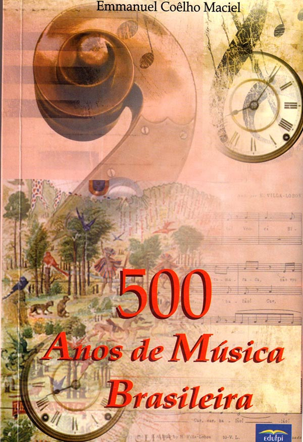 Livro do maestro e professor Emmanuel Coêlho será lançado na Bienal Internacional do Livro de São Paulo