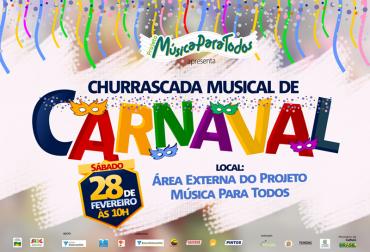 CHURRASCADA MUSICAL DE CARNAVAL