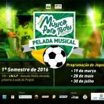CARTAZ PELADA MUSICAL CURVADO