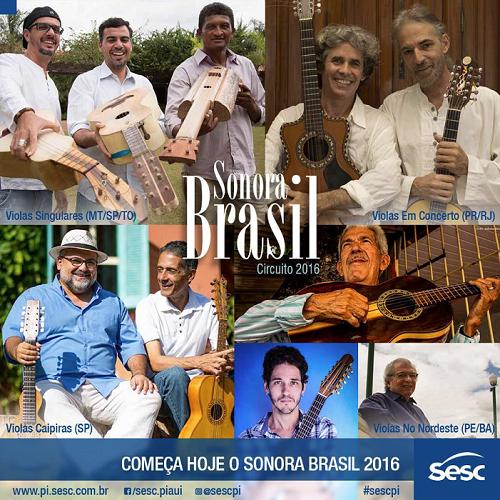 SONORA BRASIL CIRCUITO 2016